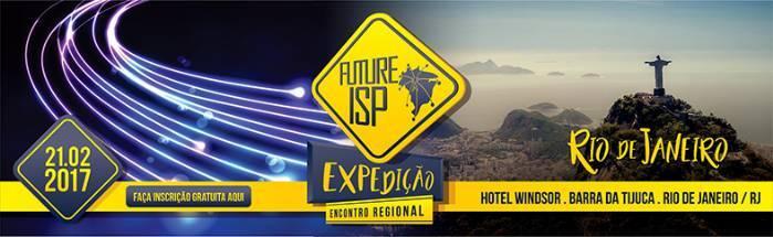 Rio de Janeiro recebe evento gratuito sobre mercado de provedores de internet