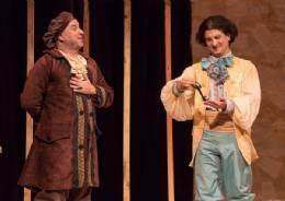 Espetáculo teatral, Jacques e Seu Amo
