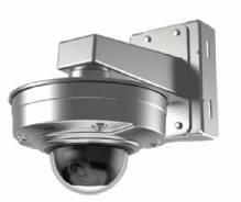 Axis apresenta câmeras de aço inoxidável ultrarresistentes